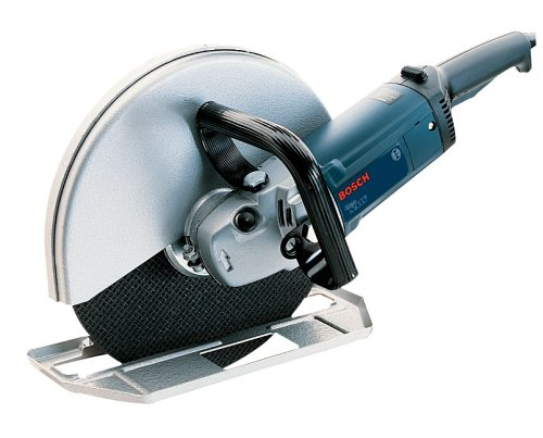 Review Bosch 1365 14-Inch 15-AMP Hand-Held Abrasive Cutoff Machine