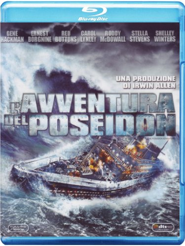 L'avventura del Poseidon [Blu-ray] [IT Import]