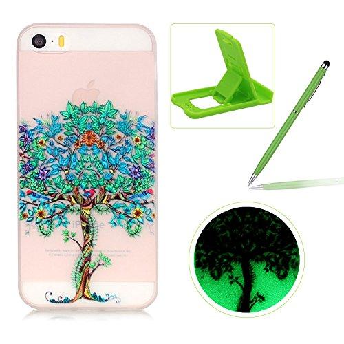 iphone-se-ultra-mince-etui-coque-de-protection-en-silicone-souple-tpuiphone-5s-nuit-lumiere-effect-f