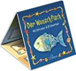 Der Wunschfisch: 40 Sticker & Etiketten