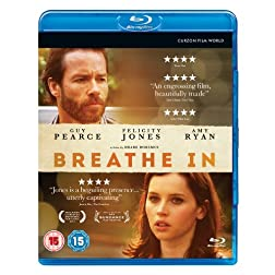 Breathe in [Blu-ray]