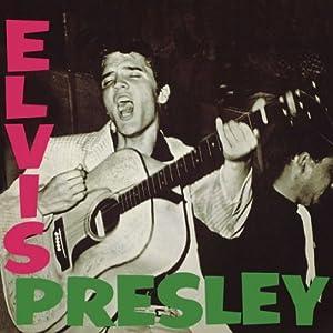 エルヴィス・プレスリー Elvis Presley (Album) ステッカー [おもちゃ&ホビー]