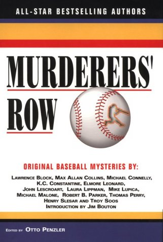 Murderers' Row: Baseball Mysteries