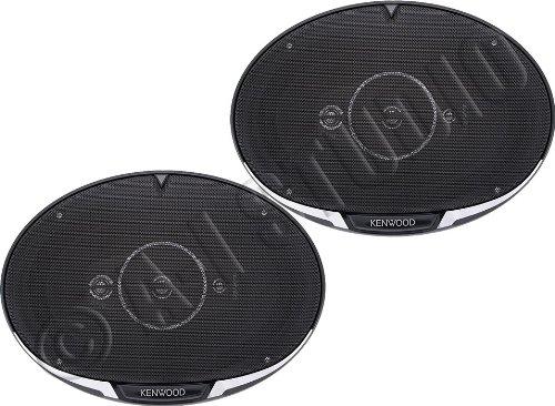 "Kenwood Kfc-6985Ps 6X9"" Performance Series 4-Way Flush Mount Coaxial Car Speakers"