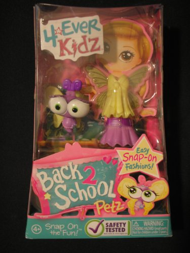 For Ever Kidz Back 2 School Dress up Kit