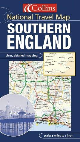 Southern England (National Travel Map) PDF