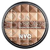 NYC Sun N Bronze Bronzing Powder - Coney Island Glow (並行輸入品) ランキングお取り寄せ