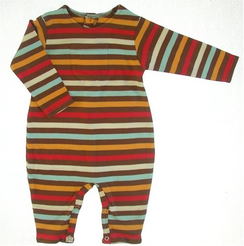 Zutano Chocolate Stripe Coverall - Buy Zutano Chocolate Stripe Coverall - Purchase Zutano Chocolate Stripe Coverall (Zutano, Zutano Apparel, Zutano Toddler Boys Apparel, Apparel, Departments, Kids & Baby, Infants & Toddlers, Boys, Pants)