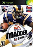 Cheapest Madden NFL 2003 on Xbox