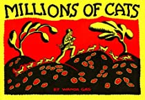 Millions of Cats By Wanda Gag, Picture book