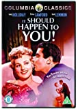 It Should Happen To You [DVD] [2004]