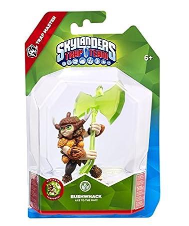 Skylanders Trap Team: Trap Master - Bushwhack