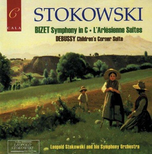 Bizet: Symphony in C; L'Arlésienne Suites; Debussy: Children's Corner Suite