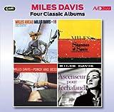 4 Classic Albums - Miles Davis - Miles Ahead / Sketches Of Spain / Porgy And Bess / Ascenseur Pour L Echafaud-