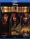 Pirates of the Caribbean - Die Piraten-Trilogie (6 Blu-rays) [Blu-ray]