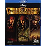 Pirates of the Caribbean - Die Piraten-Trilogie (6 Blu-rays) [Blu-ray]von &#34;Johnny Depp&#34;