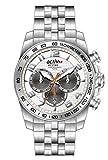 Westar Analog Silver Dial Men's Watch 9737STN807