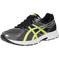 ASICS GEL-Contend 3 Mens Running Shoes (Black/Yellow)