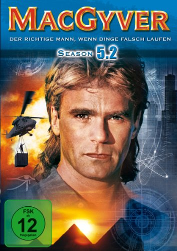 MacGyver - Season 5, Vol. 2 [3 DVDs]