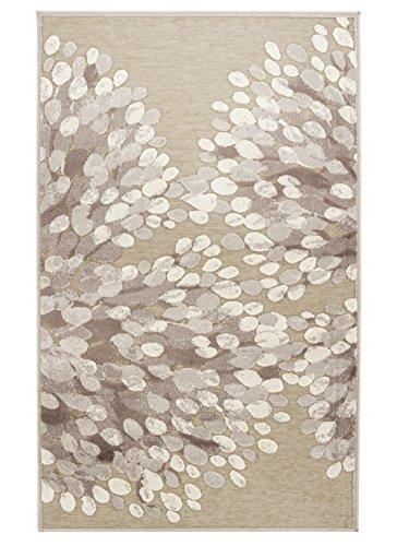 vallila-68-x-110-cm-100-percent-acrylic-chenille-sydanpuu-hearts-runner-rug-grey-white