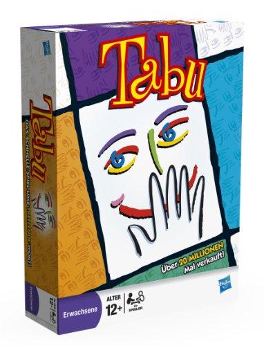 Hasbro 14677 - Tabu - [Importato da Germania]