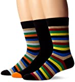 Ben Sherman Mens 3 Pack James Crew Sock