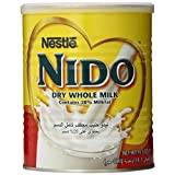 Nestle Nido Milk Powder, Imported, (400 gm), 14.1-Ounce Cans (Pack of 3) ~ Nido