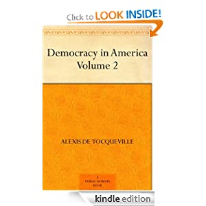 Logo for Democracy in America - Volume 2