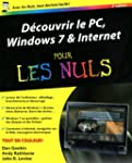 D�couvrir le PC, Windows 7 & Internet...