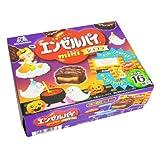 【ハロウィンお菓子】エンゼルパイミニ ショコラ ハロウィン・16個入(1箱)  / お楽しみグッズ(紙風船)付きセット