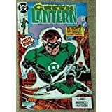 Green Lantern #1 First Issue! (Down to Earth) ~ Gerard Jones