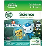 Leap Frog Learning Game: Disney Octonauts Action Packed Missions (For Leap Pad Tablets And Leapster Gs)