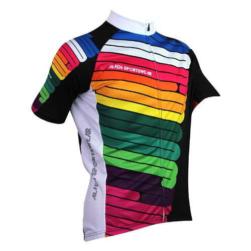 Rainbow Cycling Jersey