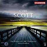 Scott: Symphonie n° 1 - Concerto pour violoncelle