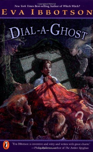 Cover of Dial-a-Ghost