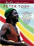 The Ultimate Peter Tosh Experience [2 DVD & 1 CD] by Peter Tosh