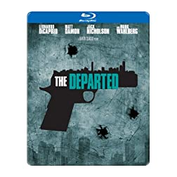 The Departed [Blu-ray Steelbook]