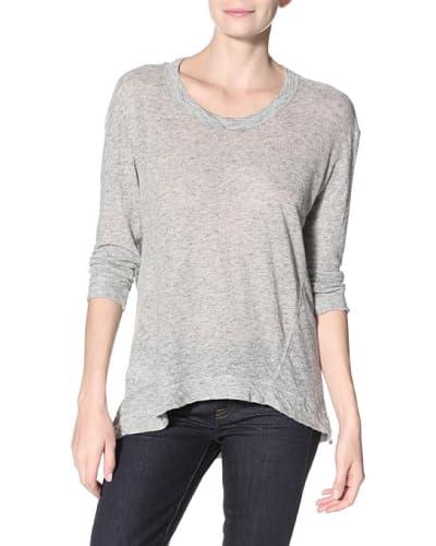 Left of Center Women's Shrunken Sweatshirt