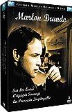 Marlon Brando : Sur les quais ; L'équipée sauvage ; La poursuite impitoyable