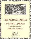 The Animal Family by Jarrell, Randall (1997) Hardcover