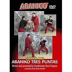 Abaniko Tres Puntas