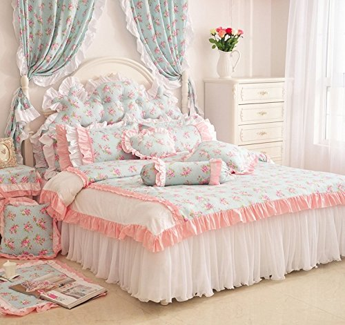 Queen Size Princess Bedding 3810 front