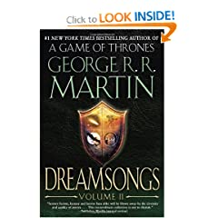 Dreamsongs: Volume II by George R.R. Martin