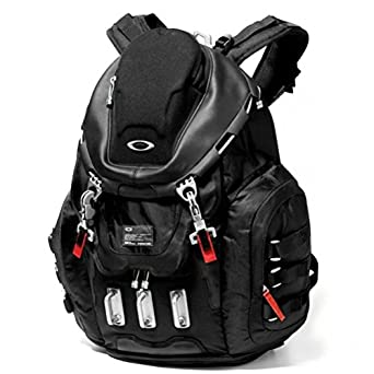 Oakley Mens Kitchen Sink Backpack, Black, One Size