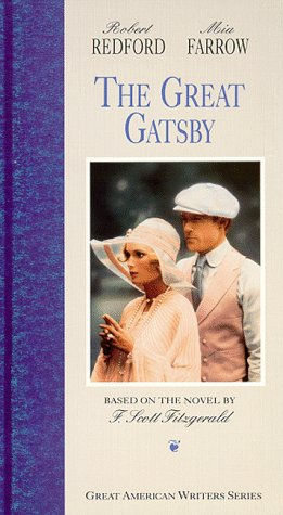 Cover art for  The Great Gatsby [VHS]