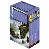 Collins Modern Classics - The Lord of the Rings/The Hobbit - Boxed Set of Four Books in Slip-case: AND The Hobbitby J. R. R. Tolkien