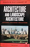 img - for The Penguin Dictionary of Architecture and Landscape Architecture book / textbook / text book