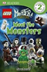 DK Readers L2: LEGO Monster Fighters:...