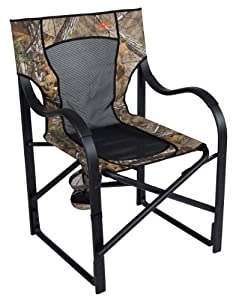 ALPS OutdoorZ Camp Chair (Realtree Xtra HD) by ALPS OutdoorZ