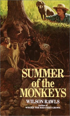 Image for Summer of the Monkeys (Bantam Starfire Books)